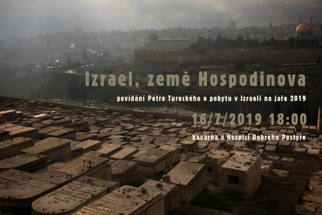 Srdečně Vás zveme na povídání s Petrem Tureckým o jeho jarní návštěvě Izraele, o zkušenostech z pobytu u věřícího muslima, o mul