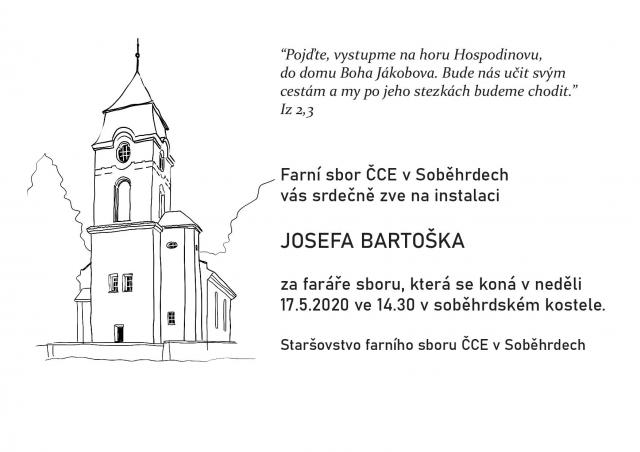 Instalace Josefa Bartoška
